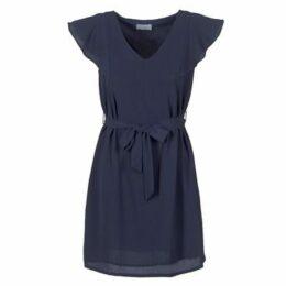 Casual Attitude  IPLAPLAS  women's Dress in Blue