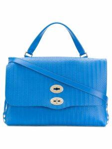 Zanellato Postina M tote - Blue