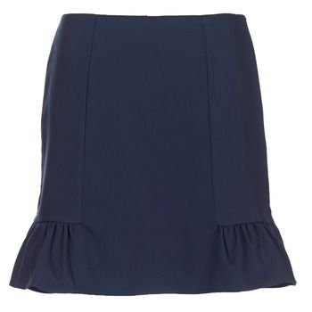 Naf Naf  EFUN  women's Skirt in Blue
