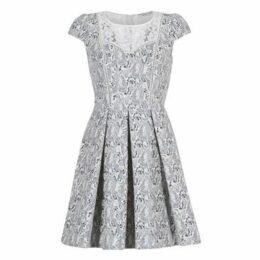 Naf Naf  ECORSAIRE  women's Dress in White