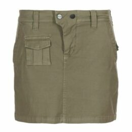 Replay  SELO  women's Skirt in Green