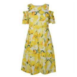 Boss Elemy Lemon Dress