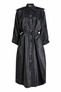 Nina Ricci Taffeta Dress