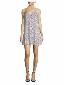Tashi Print Dress