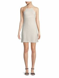 Devora Crochet Sheath Dress