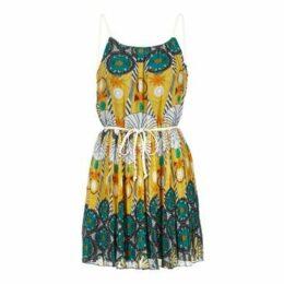 Molly Bracken  LAMELOCH  women's Dress in Yellow