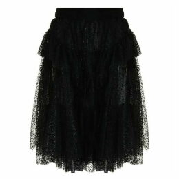 DSQUARED2 Polka Tule Skirt