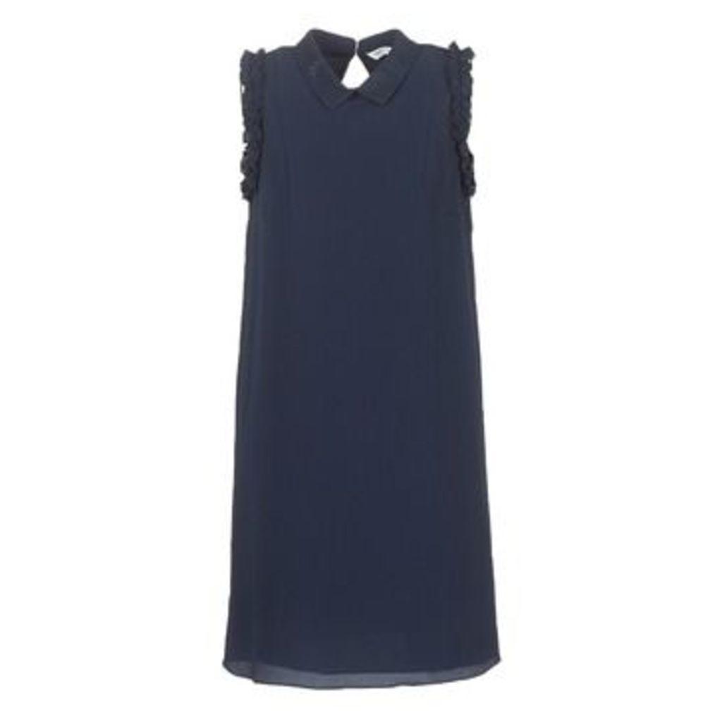 Naf Naf  LIBLY  women's Dress in Blue