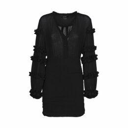 Isabel Marant Isabel Marant Ruffle-trimmed Dress