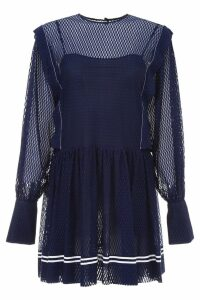 Philosophy di Lorenzo Serafini Mini Lace Dress