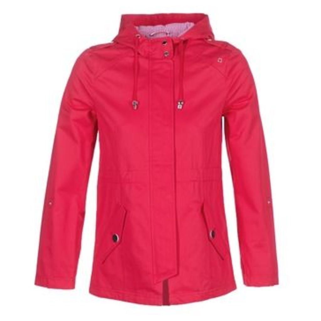 S.Oliver  VECTURE  women's Parka in Red