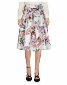 KAOS SKIRTS Knee length skirts Women on YOOX.COM