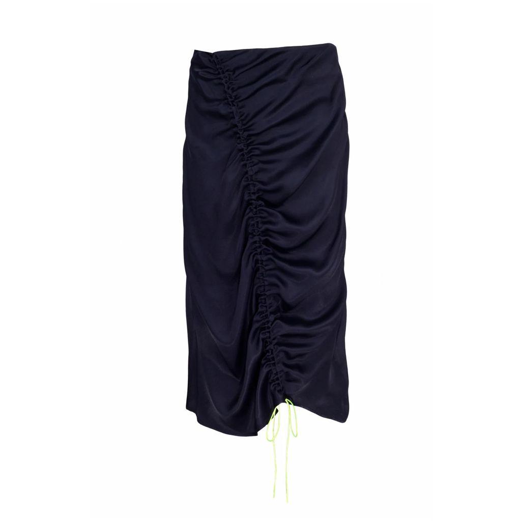 FG Atelier - Fringed Tweed Jacket