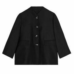 Lindsay Nicholas New York - Swing Jacket In Black