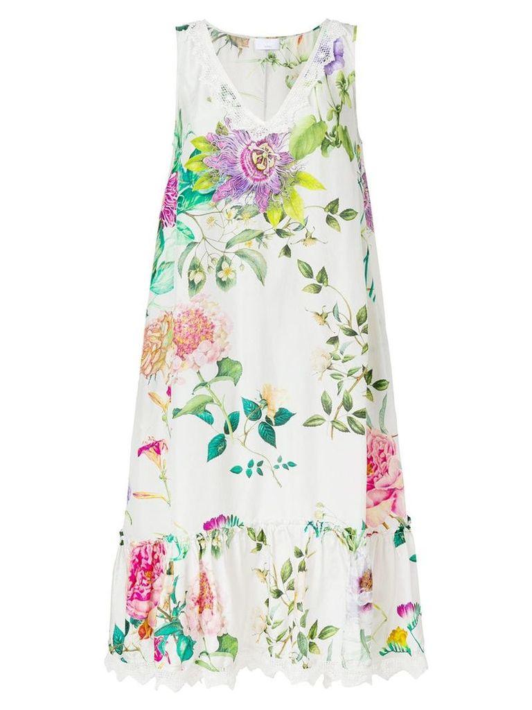 P.A.R.O.S.H. Abito lace dress - Multicolour