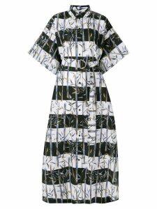 Kenzo Hawaiian Memento dress - White