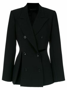 Gloria Coelho Smoking blazer - Black