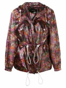 Isabel Marant Iola sparkly jacket - Pink