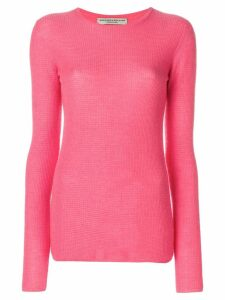 Holland & Holland Small Waffle jumper - Pink