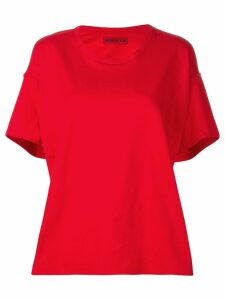 Wendy Jim loose fit T-shirt - Red
