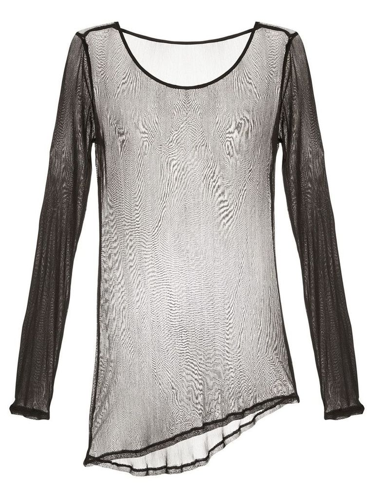 Taylor Camber tunic - Black