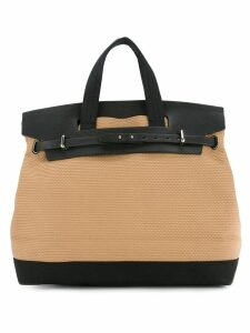Cabas 1day Tripper tote - Brown