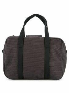 Cabas Bowler tote bag - Grey