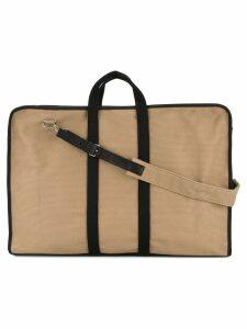 Cabas Weekender bag - Brown