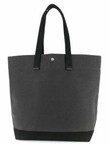 Cabas large shopper tote bag - Grey
