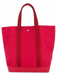 Cabas large tote - Red