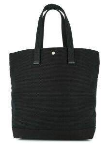Cabas large shopper tote bag - Black