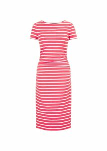 Bridget Dress Flamingo Pink