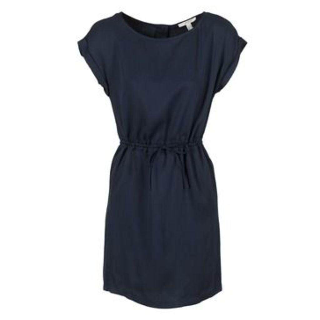 Esprit  QURQO  women's Dress in Blue