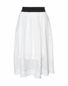 GEORGE J. LOVE SKIRTS Knee length skirts Women on YOOX.COM