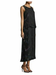 Afterlife Pleated Dress