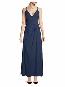 Rhodes Open Back Flare Gown