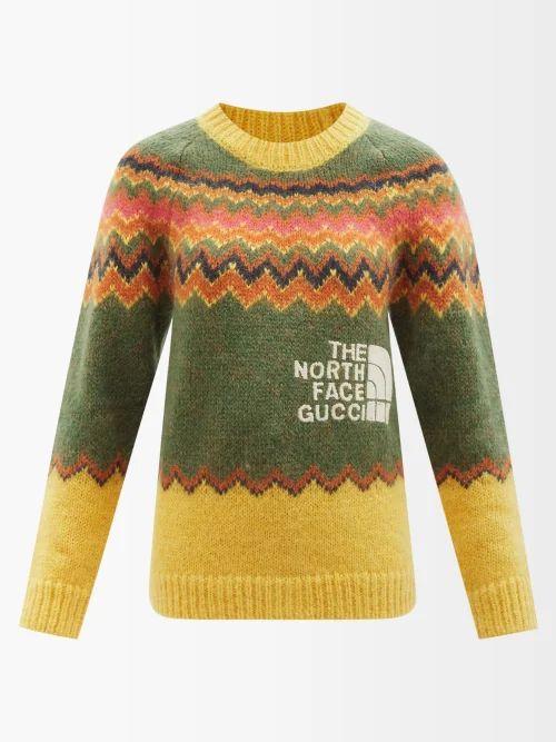 Isa Arfen - Magnolia Print Silk Dress - Womens - Navy Print