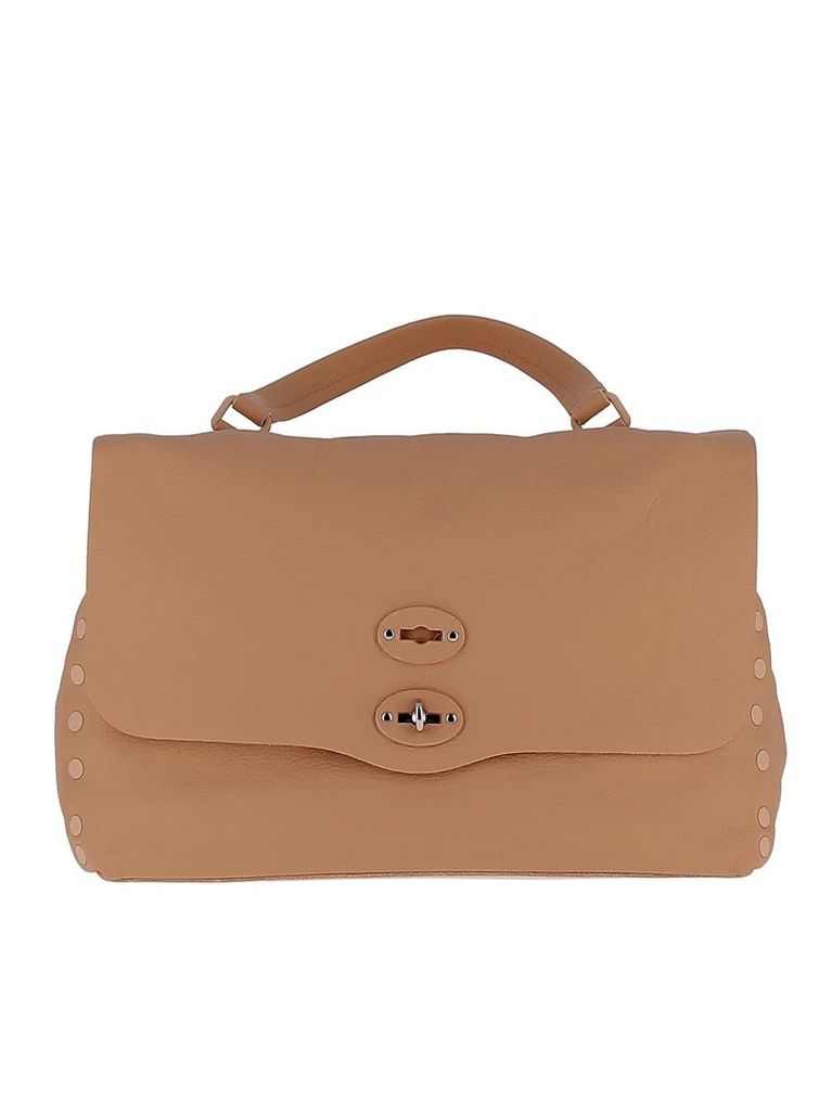 Zanellato Argilla Leather Handbag
