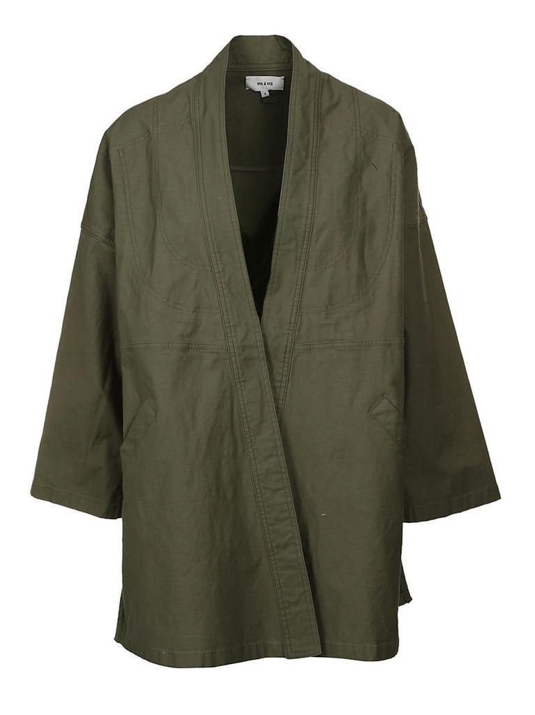 Vis A Vis Oversized Cardi-coat