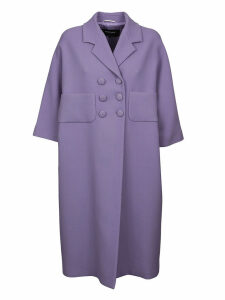 Rochas Elegant Simple Coat