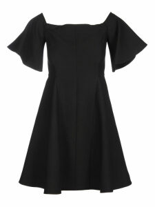 Valentino Valentino Off-shoulder Dress