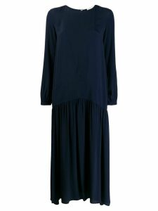 Semicouture Alanis dress - Blue