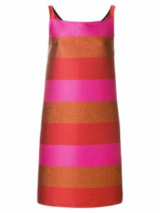 Gianluca Capannolo striped dress - Multicolour