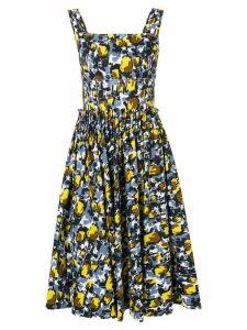 Marni printed summer dress - Black