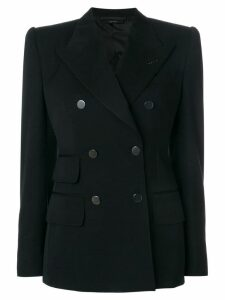 Tom Ford double breasted blazer - Black