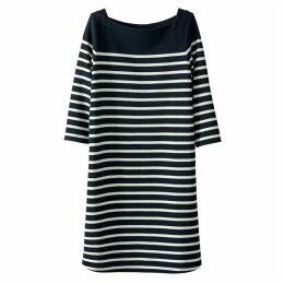 Breton Shift Dress