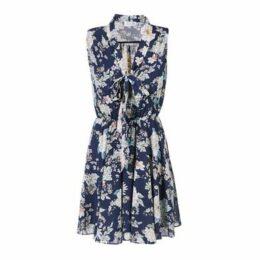 Molly Bracken  BLOVO  women's Dress in Blue