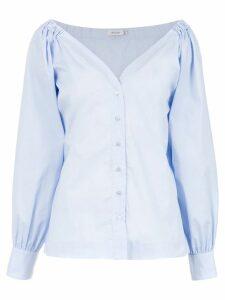 Isolda Peonia shirt - Blue