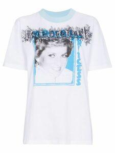 Off-White Tribute 1 Princess Diana T-Shirt