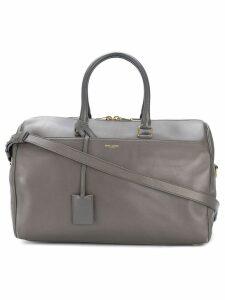 Yves Saint Laurent Pre-Owned 2way travel bag - Grey